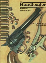 Handloader 31 May 1971