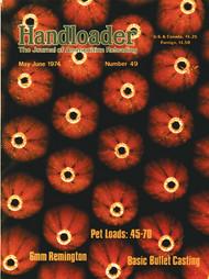 Handloader 49 May 1974