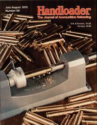 Handloader 56 July 1975