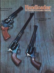 Handloader 71 January 1978