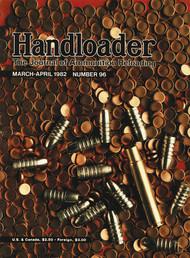 Handloader 96 March 1982