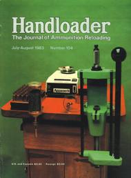 Handloader 104 July 1983