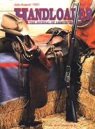 Handloader 152 July 1991