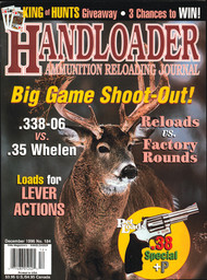 Handloader 184 December 1996