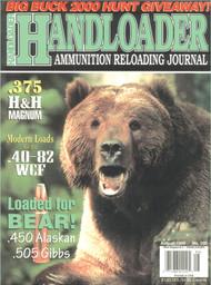 Handloader 200 August 1999