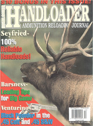 Handloader 201 October 1999