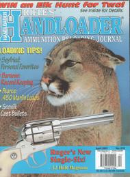 Handloader 210 April 2001