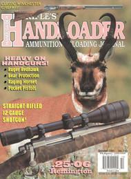 Handloader 213 October 2001