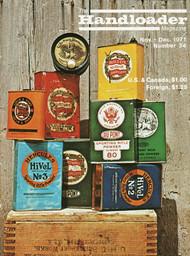 Handloader 34 November 1971