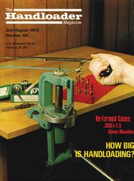 Handloader 44 July 1973