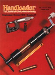 Handloader 75 September 1978