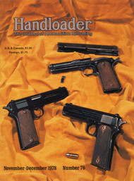 Handloader 76 November 1978
