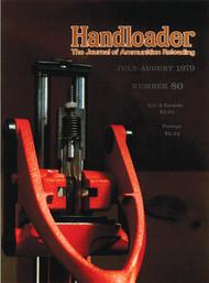 Handloader 80 July 1979