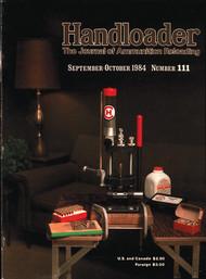 Handloader 111 September 1984