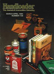 Handloader 108 March 1984