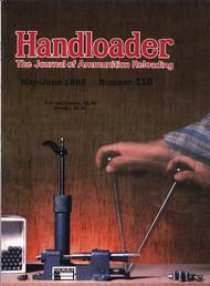 Handloader 115 May 1985