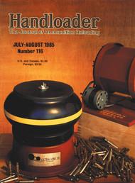 Handloader 116 July 1985