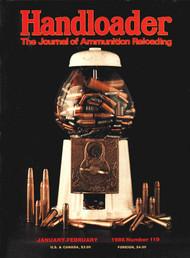 Handloader 119 January 1986
