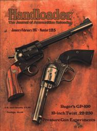 Handloader 125 January 1987