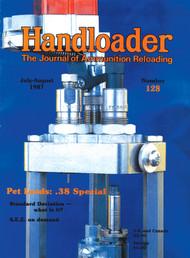 Handloader 128 July 1987