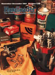 Handloader 130 November 1987