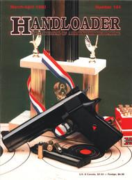 Handloader 144 March 1990