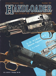 Handloader 161 January 1993
