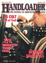 Handloader 169 May 1994