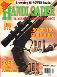 Handloader 175 June 1995