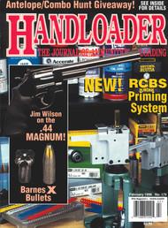 Handloader 179 February 1996