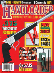Handloader 182 August 1996