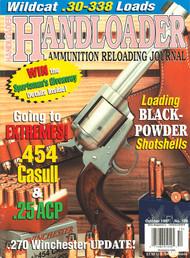 Handloader 189 October 1997