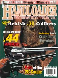 Handloader 185 February 1997