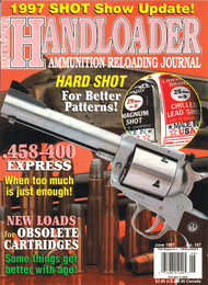 Handloader 187 June 1997