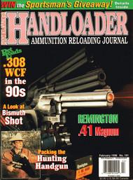 Handloader 191 February 1998