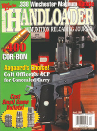 Handloader 192 April 1998