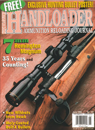 Handloader 193 June 1998