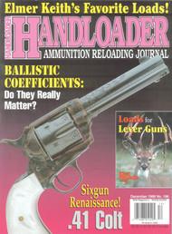 Handloader 196 December 1998