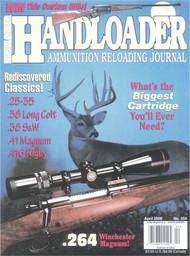 Handloader 204 April 2000