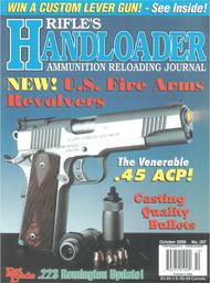 Handloader 207 October 2000