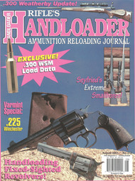 Handloader 212 August 2001