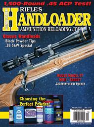 Handloader 225 October 2003