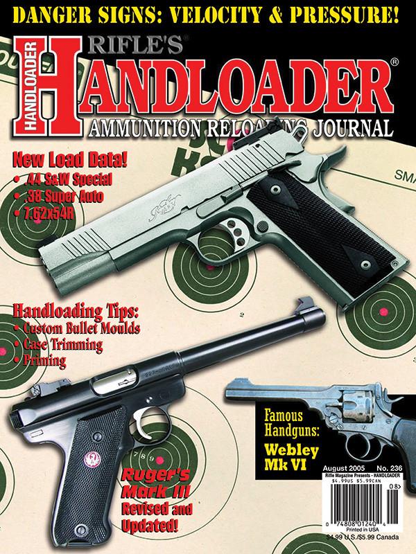 Handloader 236 August 2005