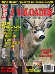 Handloader 243 October 2006