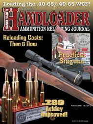 Handloader 251 February 2008