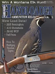Handloader 252 April 2008