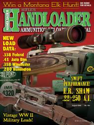 Handloader 254 August 2008