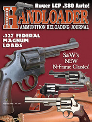 Handloader 258 Feb 2009