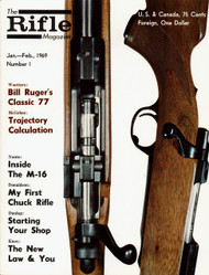 Rifle 1 January 1969