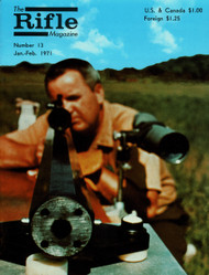 Rifle 13 January 1971